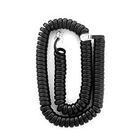 12 Ft. Black Handset Cord (10/pk.)