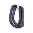 12 Ft. Blue Gray Handset Cord (10/pk.)
