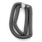 12 Ft. Gray Handset Cord (10/pk.)