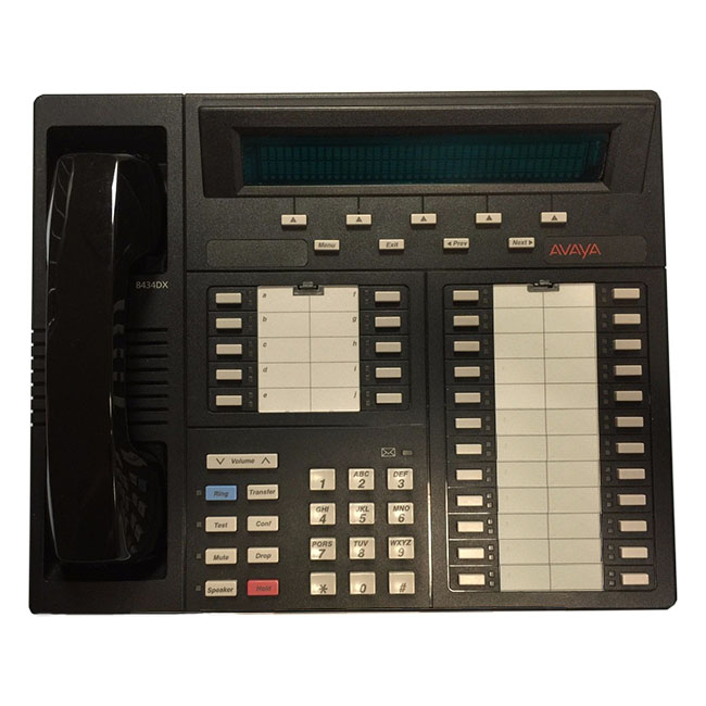 8434dx display telephone 3236 08 rh comtalkinc com 8434DX Phone Manual avaya 8434dx user guide
