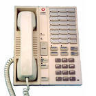 AT&T Spirit 24 Button Telephone (Misty Cream)