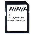 Avaya IP500 V2 System SD Card Mu Law (700479710) 8.1