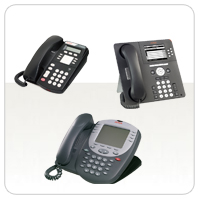 Digital Telephones (1400,2400,4400,5400</br>6400,&9500)