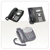 Avaya IP Telephones (1600, 4600, 5600, & 9600)