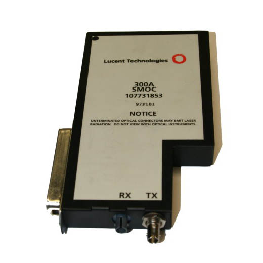 Avaya Definity 300A Single-Mode Fiber Optic Transceiver