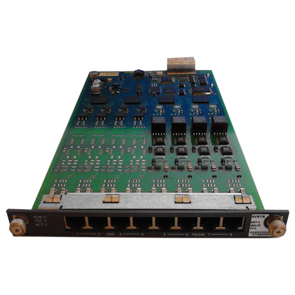 Avaya MM714 Analog Media Module (700395221)