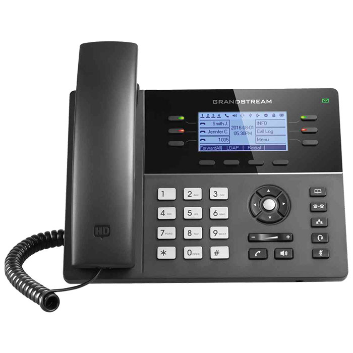GrandStream Mid-Range IP Phone GXP1760