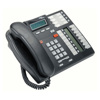 Nortel T7316E Telephone Charcoal (NT8B27)