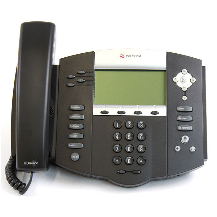 Polycom SoundPoint IP 560 SIP Telephone (2200-12560-001)
