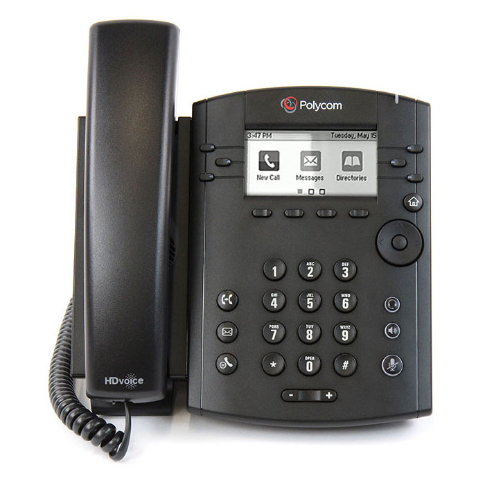 Polycom VVX 311 Business Media Phone