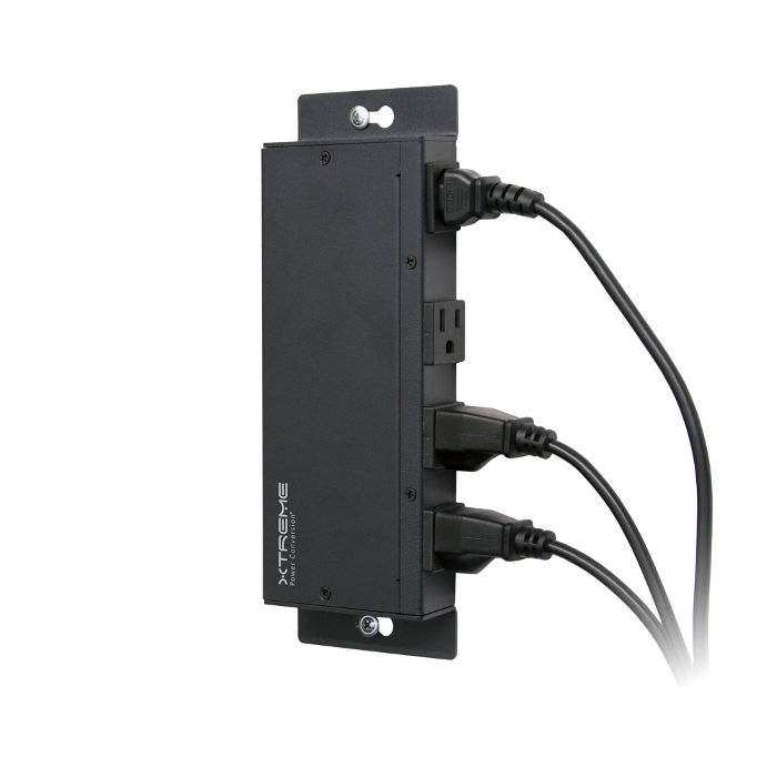 Xtreme J40 Ultra Slim Surge Power Distribution Unit