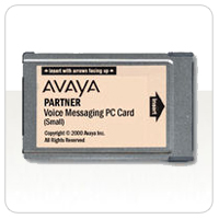 Partner Voice Messaging PC Cards